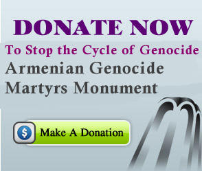 Donate to Armenian Martyrs Memorial